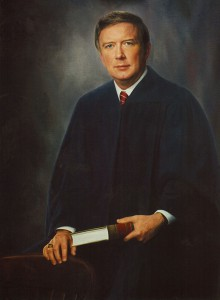 Chief Justice Fourth Circuit Court of Appeals William W. Wilkins, Jr