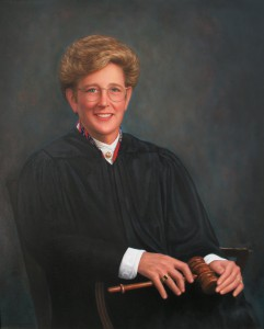 Chief Justice SC Supreme Court Jean Hoefer Toal