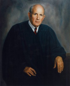 Circuit Judge Frank Eppes