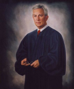 SC Supreme Court Associate Justice E. C. Burnett, III