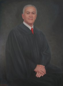 SC Supreme Court Associate Justice John Waller
