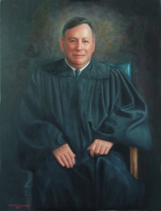 US District Court Judge Claude M Hilton