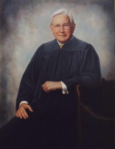US District Court Judge G. Ross Anderson