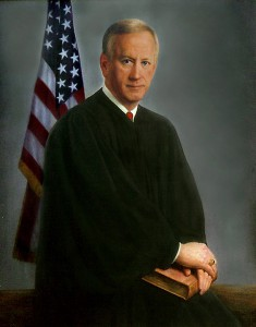 US District Court Judge Joseph F. Anderson, Jr