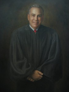 US District Judge Eastern District of Virginia T S Ellis III
