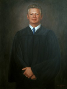 Family Court Judge Thomas B. Barrineau