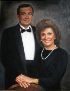 Robert and Patricia Clusterman