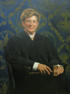 SC Supreme Court Chief Justice Jean Toal