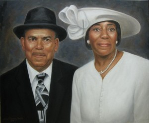 Wilson and Ola Smith